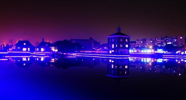 Holland Town, China, Pudong, Gaoqiao, Shanghai