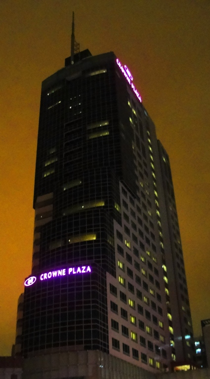 Crowne Plaza, Pudong, Shanghai, China, Hotel