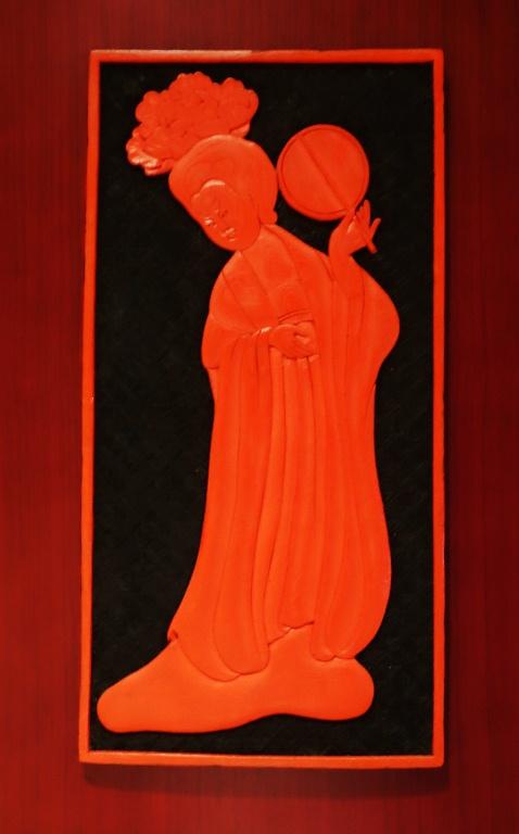 Bathroom sign, Bathroom placard, Ladies Room, Women's Bathroom, China