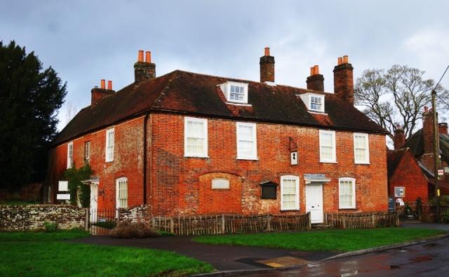 Jane Austen, Museum, Chawton, Hampshire