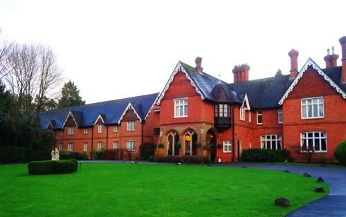 Audley's Wood Hotel, Basingstoke, Hand Picked Hotels, Jane Austen