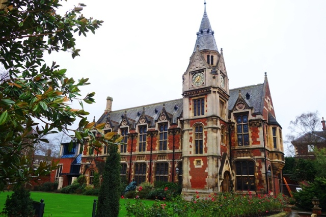 Pembroke College, Cambridge University, Library, Pembroke Library