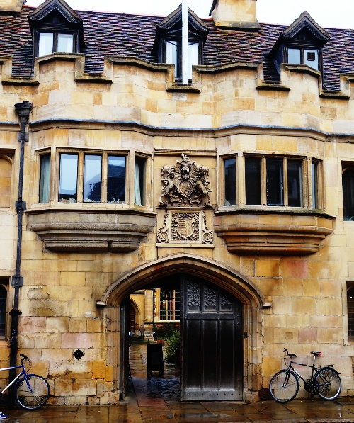 Pembroke College, Cambridge University, Roger Williams