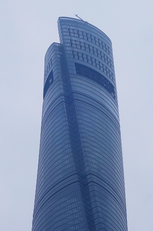 Shanghai Tower, Pudong, Shanghai, China, Tall Skyscraper, Second Tallest Skyscraper