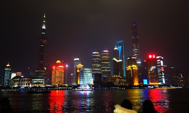 Shanghai Pudong, Pudong Skyline, Pudong at Night, Tallest skyscrapers