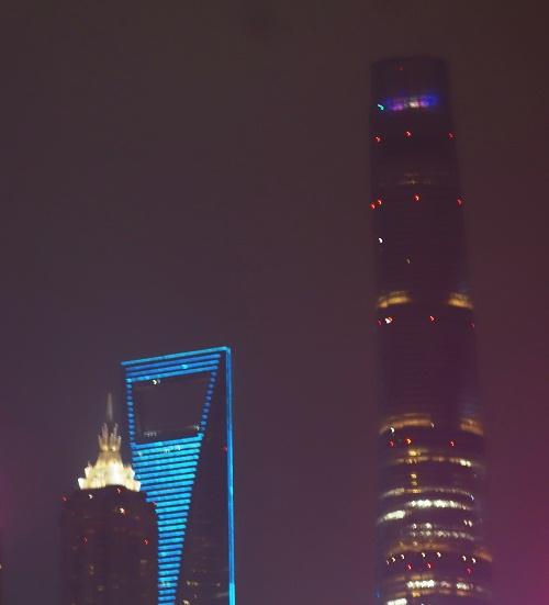 Jin Mao Tower, Shanghai World Financial Center, Shanghai Tower, Tallest Skyscraper Group