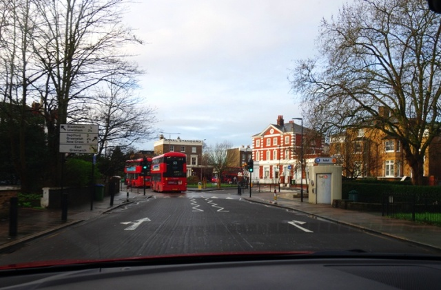 Double Decker Buses. London Buses, Suburbs, streets of London