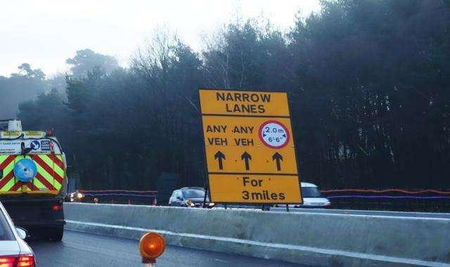 Road Construction, Any Veh, Road signs, Basingstoke, London