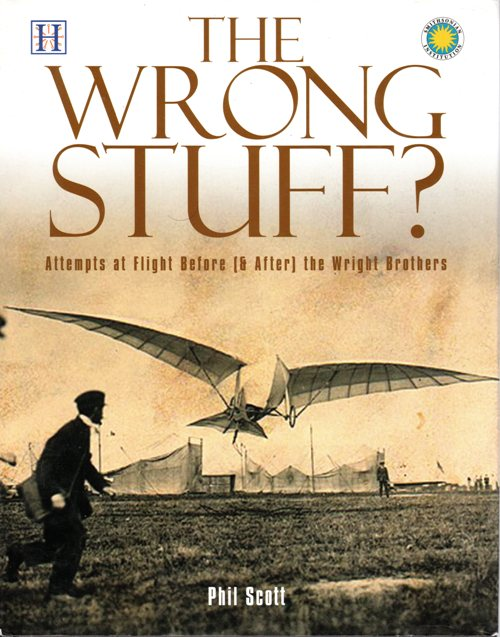 The Wrong Stuff, Phil Scott, Flying, Aviation, Failure