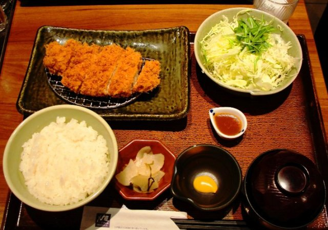 Ton Katsu, Japanese Food, Travel, Cuisine