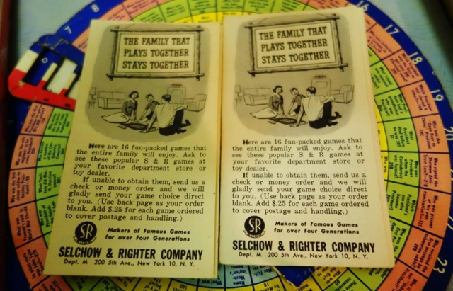 Selchow & Righter, Board Games, Games, Presidents