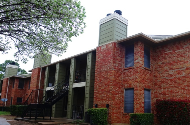 Student Housing, Apartment, Irving, Texas, DeVry Institute of Technology