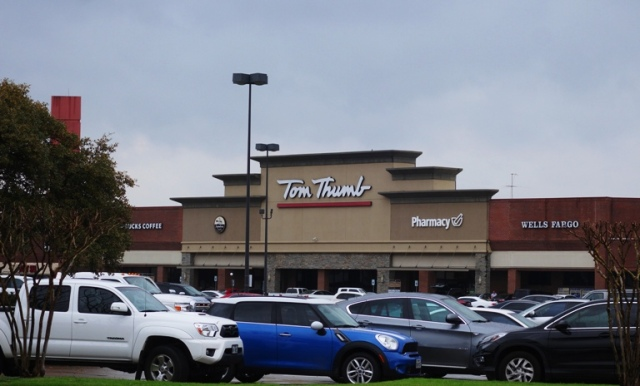 Tom Thumb, Tom Thumb Page, Work, Cullum Corporation, Safeway, Irving Texas