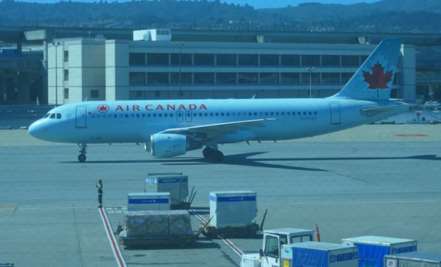 Air Canada, Seldom Flyers, SFO, Airlines, Frequent Flyers