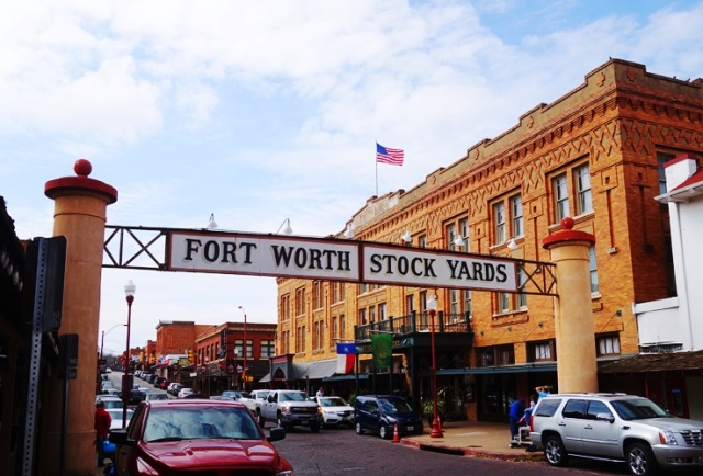 Fort Worth Stock Yards, Wild West, Cattle Country, stock yards, Forth Worth