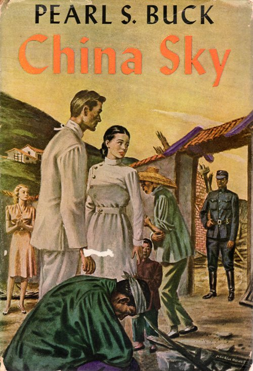 Pearl S. Buck, China Sky, Book Collection, Author Collection