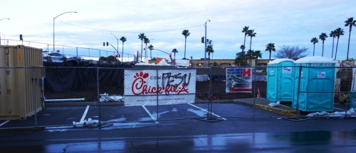 Chick-fil-A, Construction, Coming Soon, Restaurant