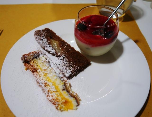 Dessert, Dolce, Panna Cotta, Cakes