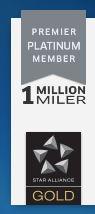 1 Million Miler, Mileage Plus, United Airlines, Gold, Platinum, Frequent Flier