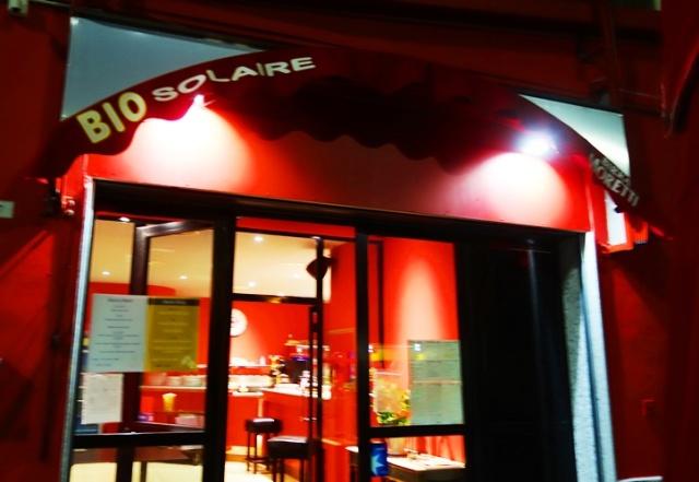 Bio Solaire, Milan, Pizza, Italy