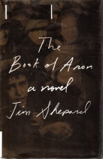Pulitzer, The book of Aron, Jim Sheperd