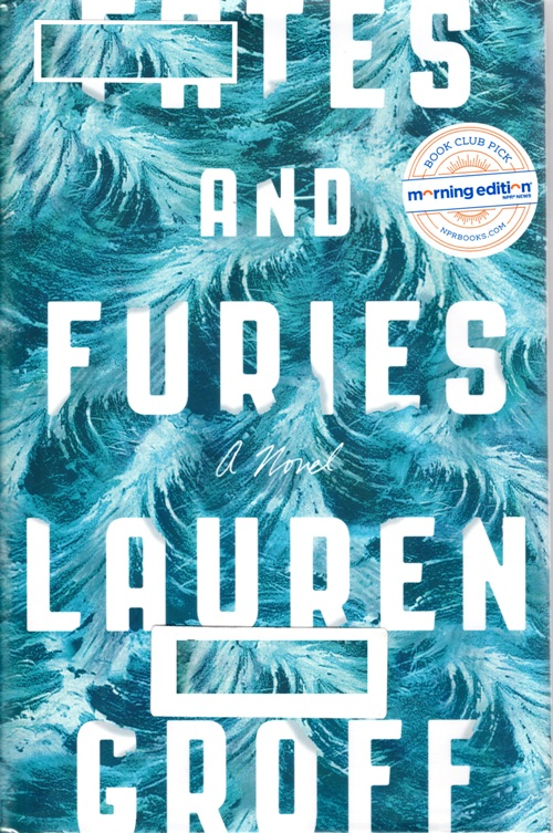 Fates and Furies, Lauren Groff, Pulitzer