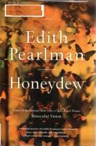 Honey Dew, Edith Pearlman, Short Stories, Pulitzer