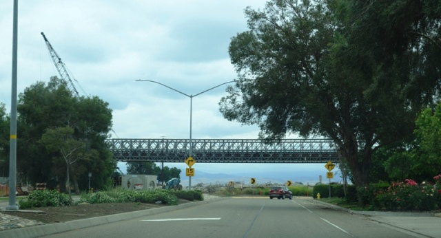 11th Street Bridge, Tracy, California, Construction, Bridge Replacement