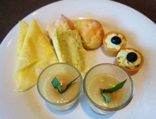 Durian Deserts, Durian, Singaporean Cuisine
