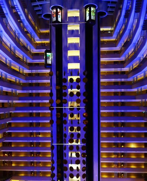 Marina Mandarin Hotel, Singapore, Hotels