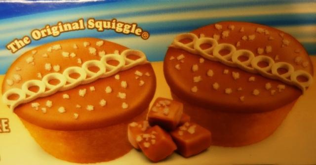 Sea Salt Caramel CupCakes, Hostess, Snack Cakes, Flavors