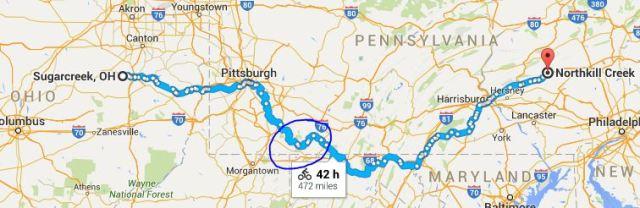 Northkill, Pennsylvania, Somerset County, Sugarcreek, Amish, Hochstetler