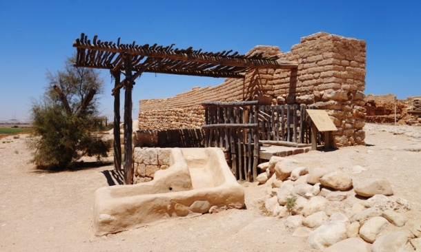 Image result for tamarisk tree and abraham's well
