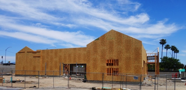 Chick-fil-A, Construction, Pleasanton, California