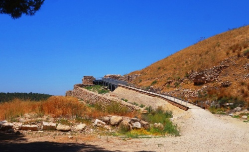 Ramp to Lachish, Bronze Age, Iron Age, Archaeology, New vs. Old
