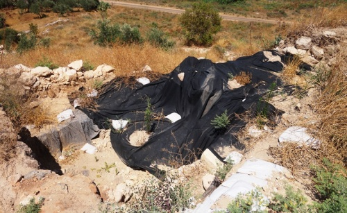 Lachish, Dig Site, Archaeology, Tel Lacish, Dig