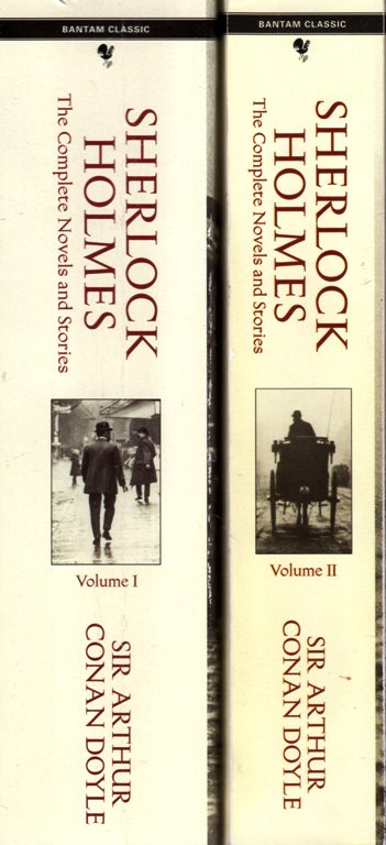 Sherlock Holmes: The complete novels and Stories, Sir Arthur Conan Doyle, Volume 2