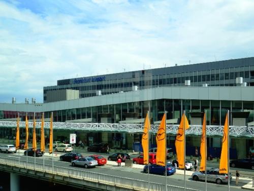 Frankfurt, FRA, Airport Terminal