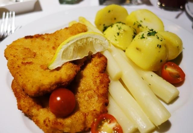 Pork Schnitzel, Dinner, German Food