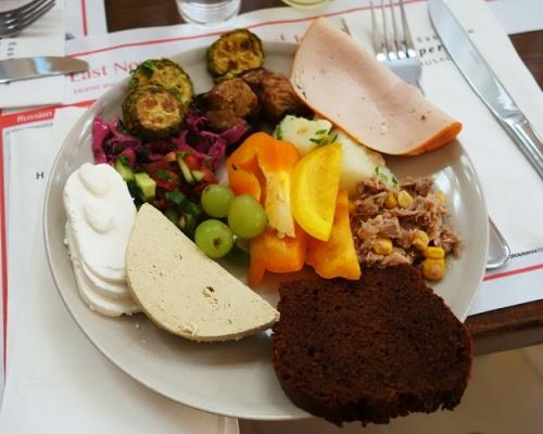 Jerusalem Breakfast, New Imperial Hotel, Jerusalem, good breakfast