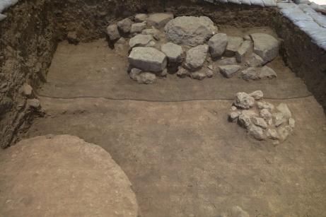 Square, Archaeology, Tel Lachish, Bronze Age, Temple