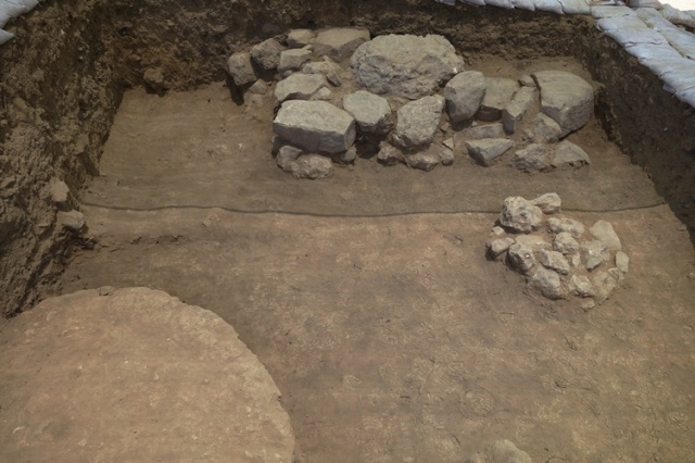 Square, Archaeology, Tel Lachish, Bronze Age, Temple