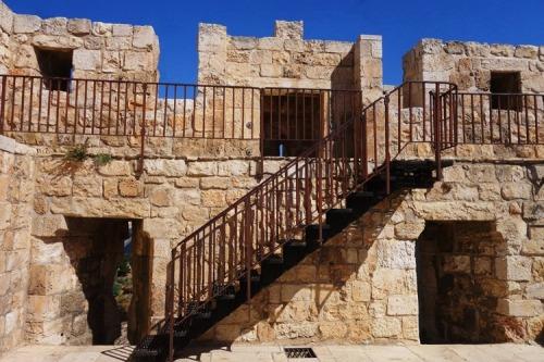 Jerusalem walls, ramparts walks, Jaffa Gate
