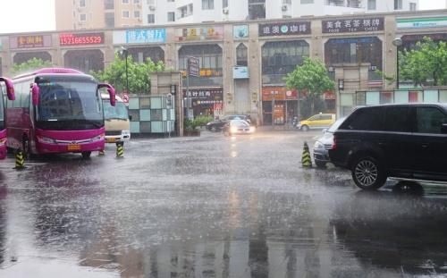 Rainy Day, Thunderstorm, Heat Buster, Raindrops