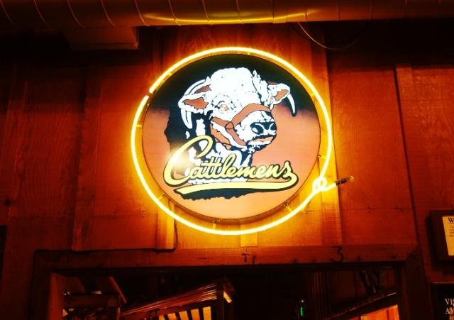 Cattlemens, Livermore, California, Steak House, Steak Dinner