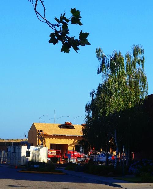 Pleasanton, California, Chick-fil-A, Construction, new location, Pleasanton Chick-fil-A
