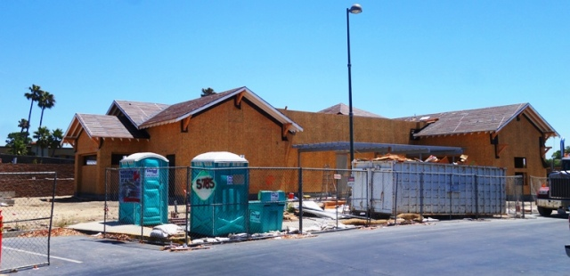 Pleasanton, California, Chick-fil-A, Construction, new location, Pleasanton Chick-fil-A