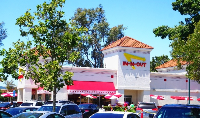 In-N-Out Burger, Pleasanton, California, Best Burger