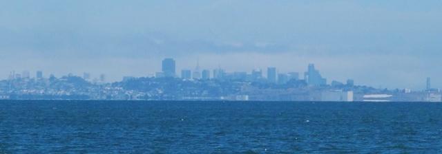 San Francisco Skyline, Skyscrapers, San Francisco Bay