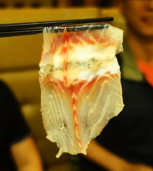 Fish Slice, Grouper, Fish Hot Pot, Shanghai